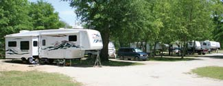 Neuseway Nature Center's Campground