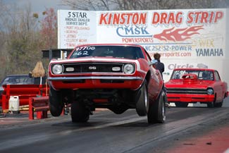 Kinston Drag Strip