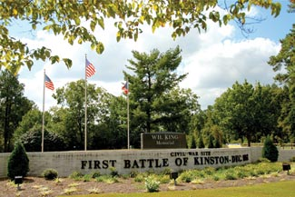 First Battle of Kinston