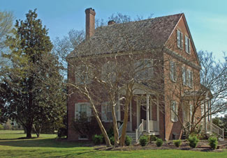 Foscue Plantation House